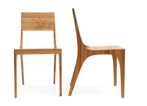 bamboo furniture  contemporary eco chairs  eco chic chairs  eco chic. eco chic design  furniture