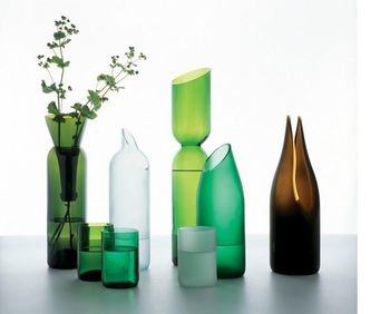 Aid to Artisans, Design w/Conscience, eco glassware, eco-chic glassware, eco-modern glassware, eco-modern table ware, green glassware, modern eco-glass, modern recycled glass design, recycled glass design, sustainable glassware, tranSglass tableware