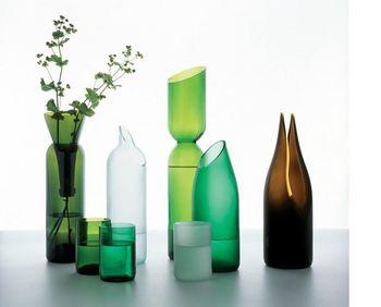 Aid to Artisans, Design w/Conscience, eco glassware, eco-chic glassware, eco-modern glassware, eco-modern table ware, green glassware, modern eco-glass, modern recycled glass design, recycled glass design, sustainable glassware, tranSglass tableware