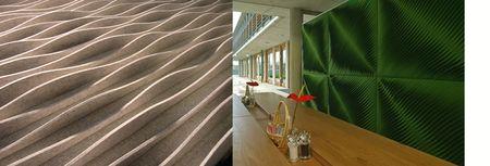 acoustic felt wall panels, Anne Kyyrö Quinn, contemporary felt design, contemporary felt pillows, eco-chic felt design, eco-friendly felt, eco-friendly felt design, eco-modern felt design, eco-modern felt pillows, felt pillows, felt textiles, felt walls, modern felt design