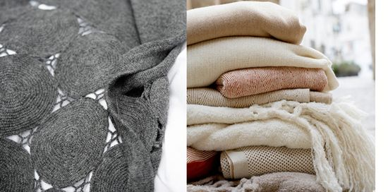 Sefte, eco-chic bedding, eco-luxurious bedding, eco-modern bedding, modern eco-bedding, bedding from sustainable fiber, sustainable bedding, sustainable throws, eco-chic throws, eco-luxury, eco-luxurious bedding, Mirasol project, hand-crocheted throws