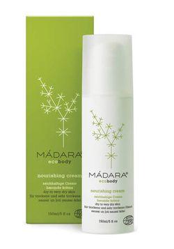 eco-chic cosmetics, eco-chic skincare, eco-cosmetics, sustainable skincare, MADARA, ECOCERT, natural and organic skincare,
