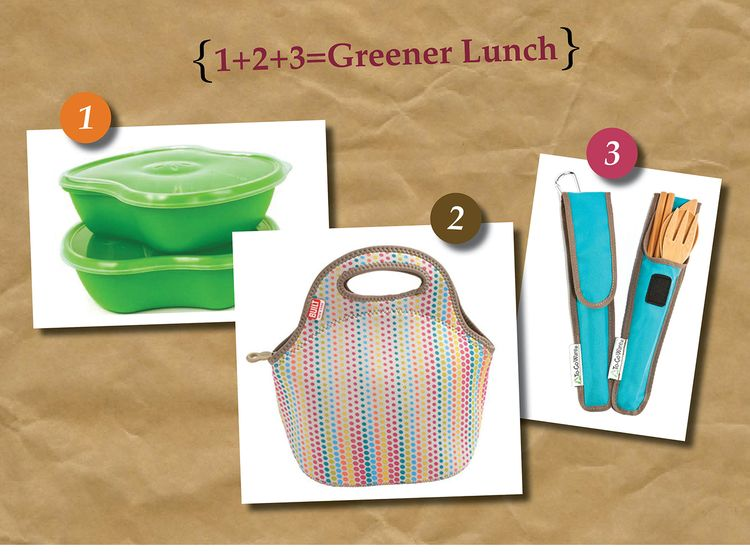 GreenerLunch